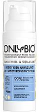 Perfumería y cosmética Crema facial hidratante con retinol y escualano - Only Bio Bakuchiol&Squalane Rich Moisturising Face Cream