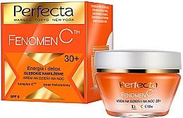 Perfumería y cosmética Crema facial detox con ácido hialurónico - Perfecta Fenomen C 30+ Cream
