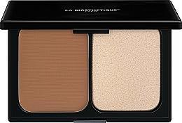 Perfumería y cosmética La Biosthetique Sun Care Foundation SPF 50+ UVA - Base de maquillaje compacta con aplicador, SPF50+