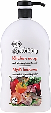 Perfumería y cosmética Jabón de manos líquido de cocina - Bluxcosmetics Naturaphy Hand Soap