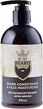 Perfumería y cosmética Bálsamo para rostro y barba con mentol y aceites esenciales - By My Beard Beard Care Conditioner