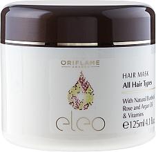 Perfumería y cosmética Mascarilla capilar - Oriflame Eleo Hair Mask