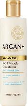 Perfumería y cosmética Acondicionador de cabello con aceite de argán, baobab y kukui - Argan + 5 Oil Miracle Conditioner