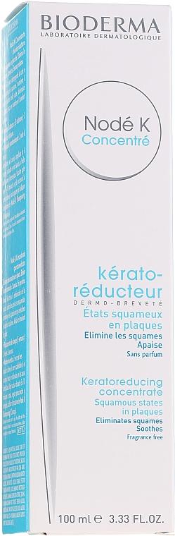 Emulsión para cabello con cera microcristalina y manteca de karité sin perfume - Bioderma Node K Emulsion