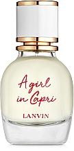 Perfumería y cosmética Lanvin A Girl in Capri - Eau de toilette