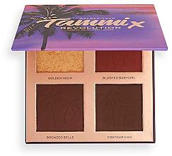 Perfumería y cosmética Paleta de contorno de maquillaje - Makeup Revolution X Tammi Face Palette