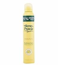 Perfumería y cosmética Heno de Pravia Original - Desodorante