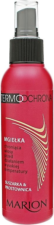 Spray para cabello termoprotector con aceite de ricino - Marion Termo Ochrona