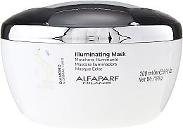 Perfumería y cosmética Mascarilla capilar con karité y aceite de lino - Alfaparf Illuminating Mask