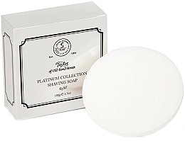 Perfumería y cosmética Recambio de jabón de afeitar - Taylor Of Old Bond Street Platinum Collection Shaving Soap Refill