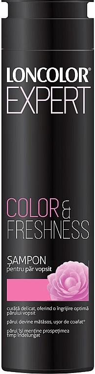 Champú protector de color - Loncolor Expert Color & Freshness Shampoo