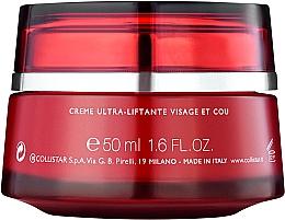 Perfumería y cosmética Crema para rostro, cuello y escote con extracto de algas pardas - Collistar Lift HD Ultra-lifting Face And Neck Cream