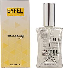 Perfumería y cosmética Eyfel Perfume E-16 - Eau de parfum