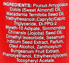 Loción facial antiedad con aceites de almendra dulce, macadamia y jojoba - Loton Anti-Age Oil Extreme Reductor — imagen N3