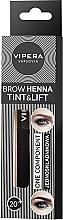 Perfumería y cosmética Henna para cejas - Vipera Tint&Lift Brow Henna