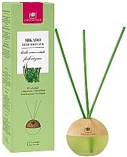 Perfumería y cosmética Ambientador Mikado con aroma a hierba recién cortada sin alcohol - Cristalinas Mikado Reed Diffuser