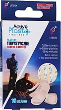 Perfumería y cosmética Parches hipoalergénicos con apósito - Ntrade Active Plast First Aid Travel Patches