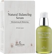 Perfumería y cosmética Sérum facial equilibrante de sebo con extracto de té verde - The Skin House Natural Balancing Serum