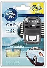 Perfumería y cosmética Ambientador de coche con aroma marino - Ambi Pur