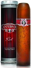 Perfumería y cosmética Cuba Red - Eau de toilette