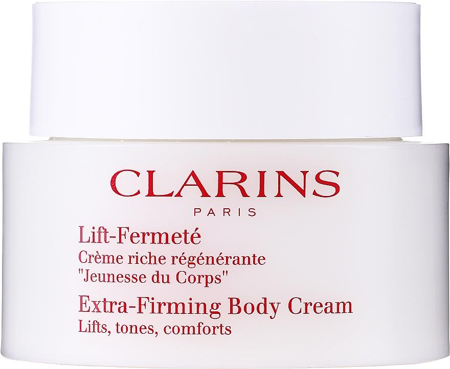 Crema corporal reparadora con aceite de jojoba - Clarins Extra-Firming Body Cream — imagen N1