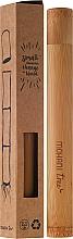 Perfumería y cosmética Funda de bambú para cepillo dental - Mohani