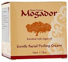 Perfumería y cosmética Crema facial exfoliante enriquecida con aceite de argán - Mogador Centle Facial Peeling Cream
