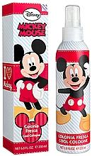 Perfumería y cosmética Air-Val International Disney Mickey Mouse Colonia Fresca - Spray corporal perfumado