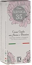 Perfumería y cosmética Crema de pies con árnica - Arnica 35