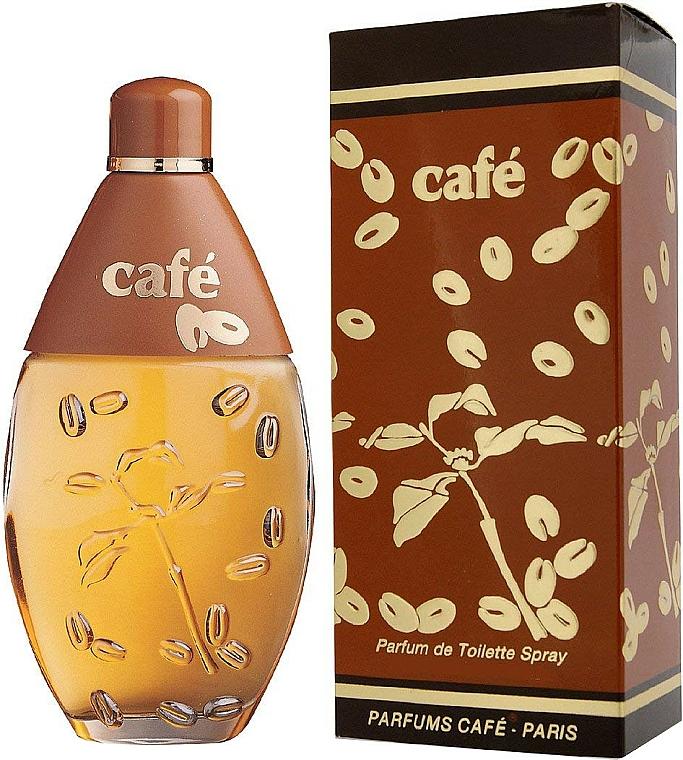 Cafe Parfums Cafe - Eau de toilette