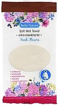 Perfumería y cosmética Toallitas húmedas con aroma a flores - Belle Nature Soft Wet Towel