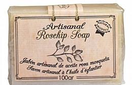 Perfumería y cosmética Jabón natural artesanal con aceite de rosa mosqueta - Arganour Rosehip Oil Soap