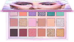 Perfumería y cosmética Paleta de sombras de ojos - Huda Beauty Mercury Retrograde Eyeshadow Palette
