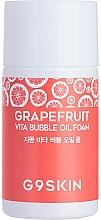 Perfumería y cosmética Aceite espuma de limpieza facial hidrofílico de pomelo - G9Skin Grapefruit Vita Bubble Oil Foam (mini)