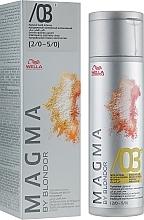 Perfumería y cosmética Polvo para aclarar el cabello - Wella Professionals Magma by Blondor