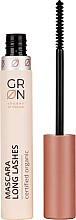 Perfumería y cosmética Máscara de pestañas para longitud, orgánica - GRN Mascara Long Lashes