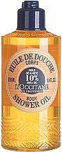 Perfumería y cosmética Aceite de ducha con 10% de karité - L'occitane Shea Oil Body Shower Oil