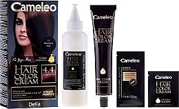 Perfumería y cosmética Tinte permanente en crema para cabello - Delia Cameleo