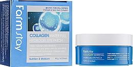 Perfumería y cosmética Parches para contorno de ojos de hidrogel con colágeno - FarmStay Water Full Hydrogel Eye Patch