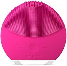 Perfumería y cosmética Cepillo de limpieza facial y masaje relajante - Foreo Luna Mini 2 Fuchsia