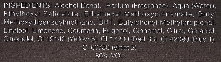 Mauboussin Homme - Eau de parfum — imagen N4