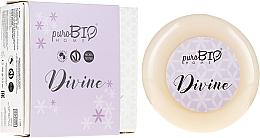 Perfumería y cosmética Jabón orgánico, cítricos y menta - PuroBio Home Organic Divine