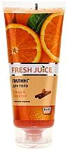 Perfumería y cosmética Exfoliante corporal con naranja & canela - Fresh Juice Orange & Cinnamon