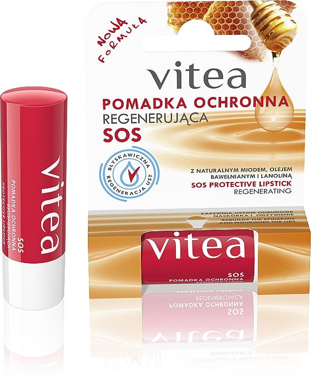 Bálsamo labial con miel natural - Vitea SOS Lipbalm