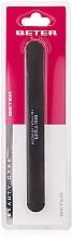 Perfumería y cosmética Lima de uñas fibra de vidrio, grano 120/180 - Beter Beauty Care