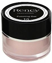 Perfumería y cosmética Gel para decoración de uñas - Reney Cosmetics Painting Gel