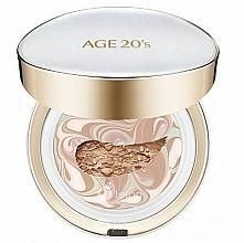 Perfumería y cosmética Base de maquillaje compacta con ácido hialurónico (recambiable) SPF50 - AGE 20's Signature Pact Long Stay SPF50+/PA+++