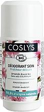 Perfumería y cosmética Desodorante a base de alumbre con aroma a almendra dulce - Coslys Almond Deodorant
