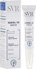 Perfumería y cosmética Gel para uñas con 40% urea pura - SVR Xerial 40 Ongles Gel, Kserial