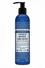 Perfumería y cosmética Loción para manos y cuerpo de menta - Dr. Bronner's Peppermint Organic Hand & Body Lotion